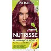 Nutrisse® Nourishing Hair Color Creme Strawberry Jam 52, Medium Berry Red