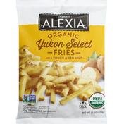 Alexia Fries, Organic