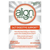 Align Probiotic Supplement for Daily Digestive Health
