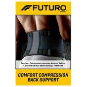 FUTURO FUTURO™ Comfort Compression Back Support, Adjustable
