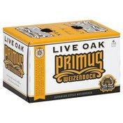Live Oak Beer, Primus Weizenbock, Bavarian-Style