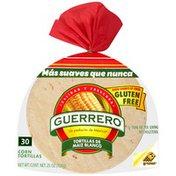 Guerrero White Corn Tortillas