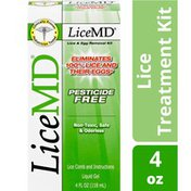 LiceMD Head Lice Treatment Kit