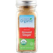 Clearly Organic Organic Ground Ginger
