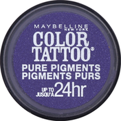 Maybelline Eye Shadow, Pure Pigments, Potent Purple 15