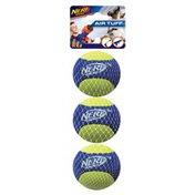 "NERF DOG 2.5"" Air Tuff Squeak Ball Dog Toy"