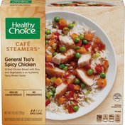 Healthy Choice Cafe Steamers General Tsos Spicy Chicken