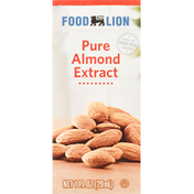 Food Lion Almond Extract, Pure