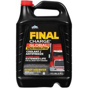 Final Charge Global Extended Life 50/50 Prediluted Coolant/Antifreeze