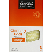 Essential Everyday Cleaning Pads, All-Purpose