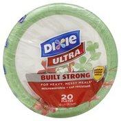 Dixie Plates, 10-1/16 Inch