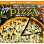 Amy's Kitchen Pizza Spinach