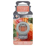 Yankee Candle Vent Clip, Sun-Drenched Apricot Rose