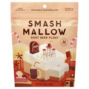 Smash Mallow Marshmallows, Snackable, Root Beer Float