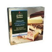 Archer Farms Ultimate Cheese Cake Collection
