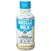 CytoSport Muscle Milk Light Non Dairy Low-Fat Vanilla Crème Protein Shake