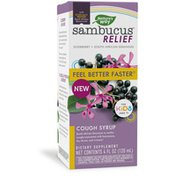 Nature's Way Sambucus Relief Cough Syrup for Kids