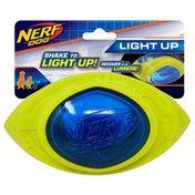 """NERF DOG 7"""" LED Megaton Football"""