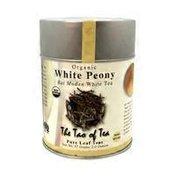 The Tao Of Tea Organic White Peony Tea