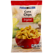 Food Lion Corn Chips, Original
