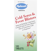 Hyland's Cold Sores & Fever Blisters, Tablets