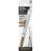 L'Oreal Micro Ink Pen, Blonde 630