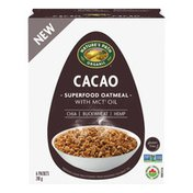 Nature's Path Cacao Superfood Oatmeal