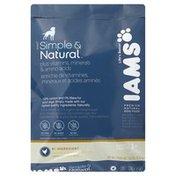 IAMS Dog Food, Premium Natural, Chicken, Rice & Barley Recipe, Adult 1+ Years