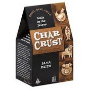 Char Crust Dry-Rub Seasoning, Java Buzz