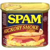 SPAM Hickory Smoke Flavored Canned Meat