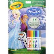 Crayola Color Wonder Mess Free Coloring Princess