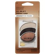 Almay Intense I -Color, All Day Wear, Hypoallergenic, Shimmer- I for Browns, 421, Blister Pack