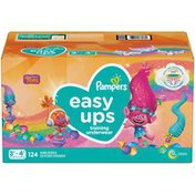 Pampers Easy Ups Training Underwear Girls Size 5 3T-4T