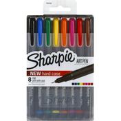 Sharpie Art Pen, Fine, Assorted