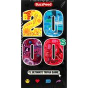 Buffalo Games Trivia Game, Ultimate, BuzzFeed, Age 14+