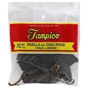 Tampico Chili Pods, Pasilla Type