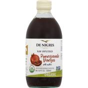 De Nigris Pomegranate Vinegar, Organic, Raw, Unfiltered