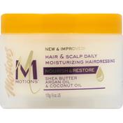 Motions Hairdressing, Moisturizing, Hair & Scalp Daily