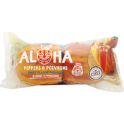 Sunset Peppers, Aloha