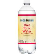 Food Lion Tonic Water, Diet