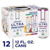 Michelob ULTRA Second Edition Organic Hard Seltzer