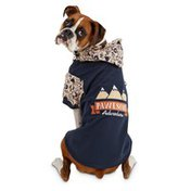 Bond Extra Large Camp Pawesome Hoodie for Dogs