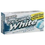 Ice Breakers Gum, Sugar Free, Wintergreen Splash