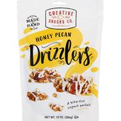Creative Snacks Co. Drizzlers, Honey Pecan