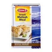 Osem Israeli Matzah Meal Whole Wheat