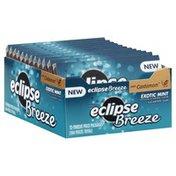 Eclipse Gum, Sugarfree, Exotic Mint