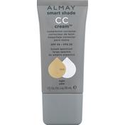 Almay CC Cream, Light 100