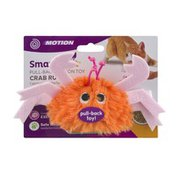 SmartyKat Crab Run Pull-Back Motion Toy