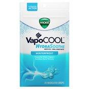 Vicks Vapocool Hydrasoothe Medicated Drops