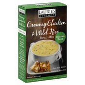 Laurie's Kitche Soup Mix, Creamy Chicken & Wild Rice